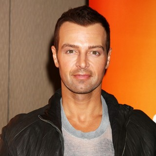 Joey Lawrence in The Disney ABC Television Group May 2011 Press Junket - Arrivals