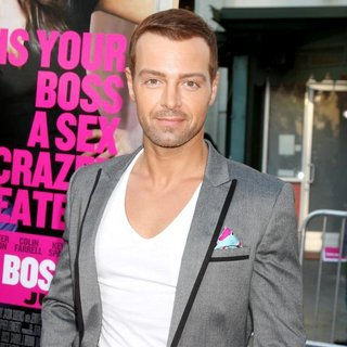 Joey Lawrence in The Los Angeles Premiere of Horrible Bosses - Arrivals