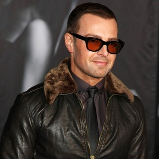 Joey Lawrence in The Premiere of In Time - Arrivals