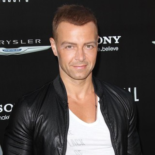 Joey Lawrence in Los Angeles Premiere of Total Recall
