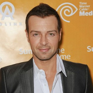Joey Lawrence in Time Warner Cable Media UpFront Event Summertime Is Cable Time