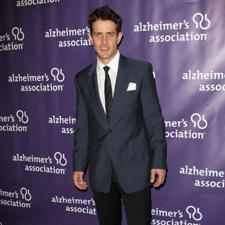 Joey McIntyre, New Kids On The Block in The 20th Annual A Night at Sardi's Fundraiser and Awards Dinner - Arrivals