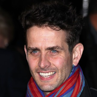 Joey McIntyre, New Kids On The Block in Los Angeles Premiere of New Year's Eve