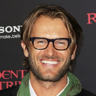 Johann Urb in Resident Evil: Retribution Los Angeles Premiere - Arrivals