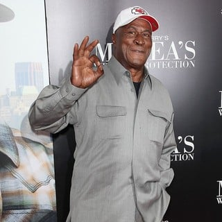 John Amos in Tyler Perry's Madea's Witness Protection New York Premiere