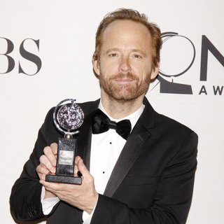 John Benjamin Hickey in The 65th Annual Tony Awards - Press Room