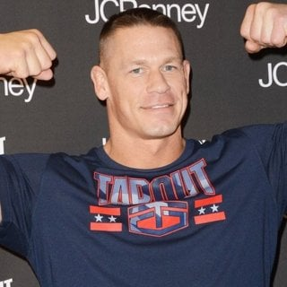 John Cena Launches Tapout Fitness Gear