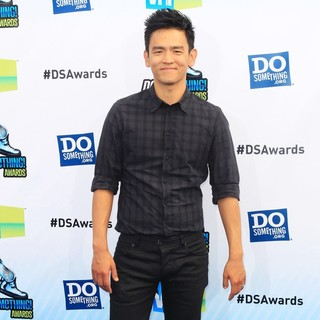 John Cho in The DoSomething.org and VH1's 2012 Do Something Awards