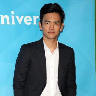 John Cho in NBC Universal Press Tour
