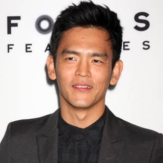 John Cho in The World's End Hollywood Premiere