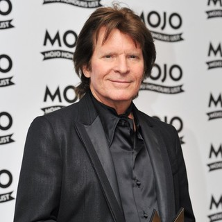 John Fogerty in Mojo Honours List - Press Room
