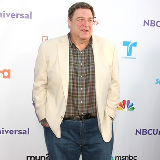 John Goodman in NBC Press Tour Party