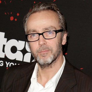 John Hannah in U.S. Premiere Screening of Spartacus: War of the Damned