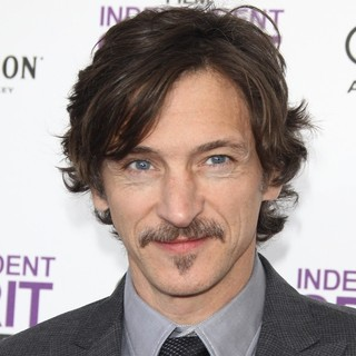 John Hawkes in 27th Annual Independent Spirit Awards - Arrivals