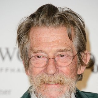John Hurt in IWC Schaffhausen Gala Dinner for 57th BFI London Film Festival
