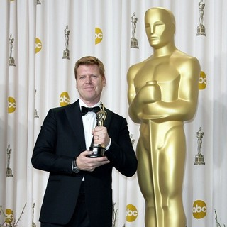 John Kahrs in The 85th Annual Oscars - Press Room