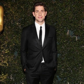 John Krasinski in The Academy of Motion Pictures Arts and Sciences' 4th Annual Governors Awards - Arrivals