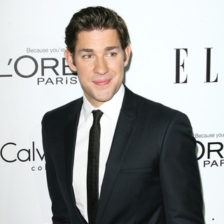 John Krasinski in ELLE's 19th Annual Women in Hollywood Celebration - Arrivals