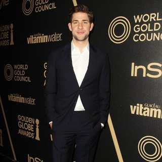John Krasinski in Miss Golden Globe 2013 Party Hosted by The HFPA and InStyle
