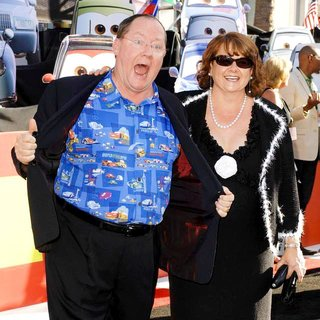 John Lasseter in The Los Angeles Premiere of Cars 2 - Arrivals