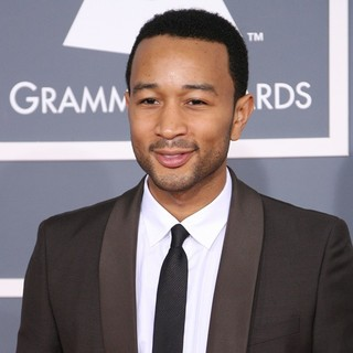 John Legend in 54th Annual GRAMMY Awards - Arrivals
