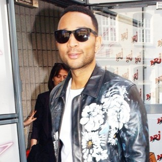 John Legend-John Legend Arrives at NRJ Radio