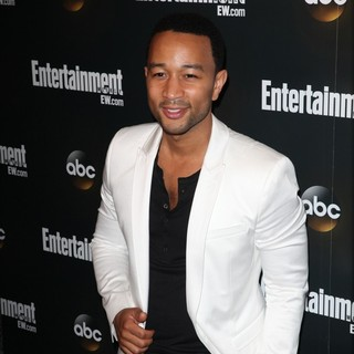 John Legend in Entertainment Weekly and ABC TV Celebrate The New York Upfronts with A VIP Cocktail Party - Arrivals