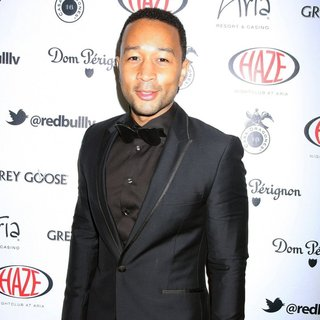 John Legend in John Legend Hosts The Evening