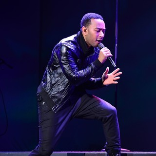John Legend in John Legend Performs Live as Part of His Made to Love Tour