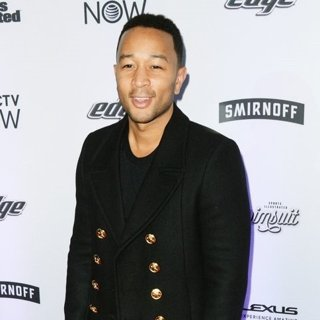 John Legend-Sports Illustrated Swimsuit 2017 Event - Red Carpet Arrivals