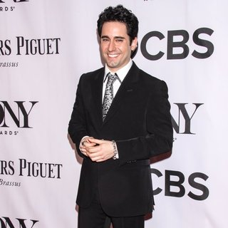 John Lloyd Young in The 68th Annual Tony Awards - Arrivals