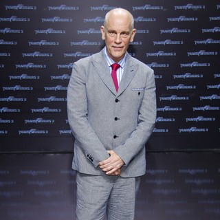 John Malkovich in The German Premiere for Transformers 3