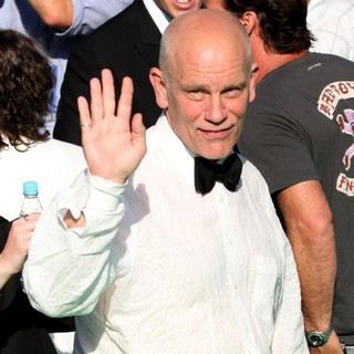 John Malkovich in The Opening of The Moscow Film Festival