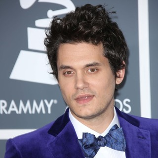 John Mayer in 55th Annual GRAMMY Awards - Arrivals