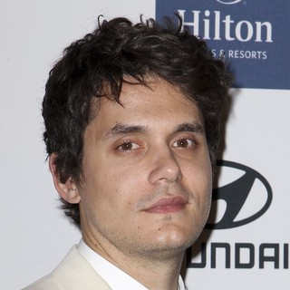John Mayer in Clive Davis and The Recording Academy's 2013 Pre-Grammy Gala and Salute to Industry Icons
