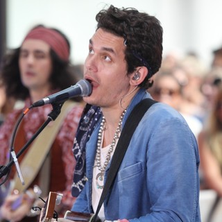 John Mayer Performs Live on The Today Show - john-mayer-performs-live-on-the-today-show-14