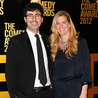 John Oliver in The Comedy Awards 2012 - Arrivals