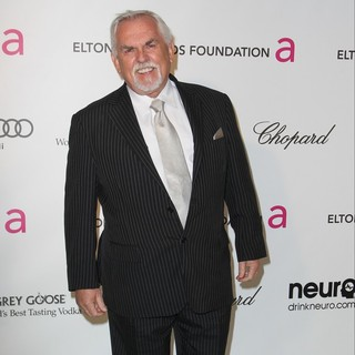 John Ratzenberger in 21st Annual Elton John AIDS Foundation's Oscar Viewing Party