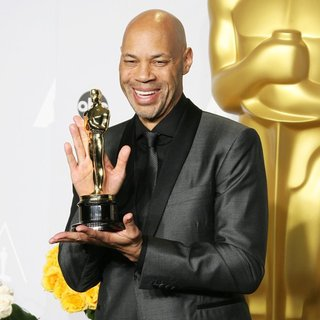 John Ridley in The 86th Annual Oscars - Press Room