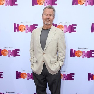 John Savage in Los Angeles Premiere of Home Presented by 20th Century Fox and DreamWorks Animation