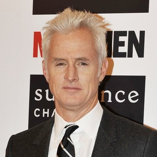 John Slattery in Mad Men Photocall