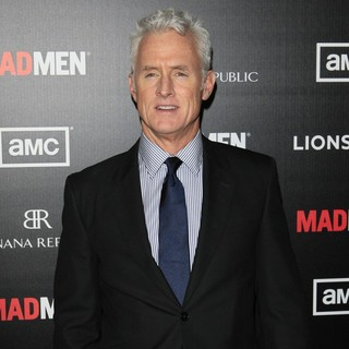 John Slattery in AMC's Special Screening of Mad Men Season 5 - Arrivals