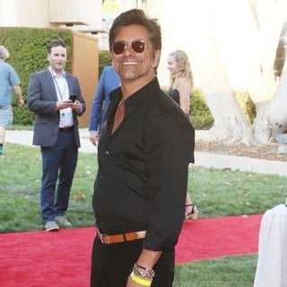 John Stamos in Christopher Robin World Premiere