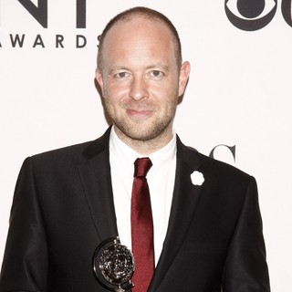 John Tiffany in The 66th Annual Tony Awards - Press Room