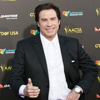 John Travolta in 2015 G'DAY USA Gala Featuring The AACTA International Awards Presented by Qantas