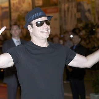 John Travolta in The 60th San Sebastian International Film Festival