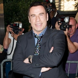 John Travolta in New York Premiere of Savages - Outside Arrivals - john-travolta-ny-premiere-savages-04