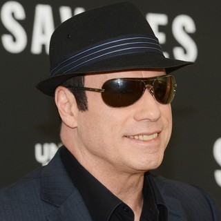 John Travolta in Savages Photocall