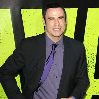 John Travolta in The Premiere of Savages