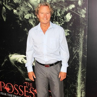 John Savage in The Premiere of The Possession - Arrivals